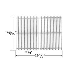 Grillpartszone- Grill Parts Store Canada - Get BBQ Parts,Grill Parts Canada: Sonoma Heavy Duty Stainless Steel Cooking Grid | R...