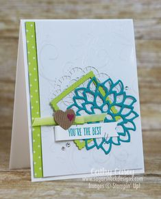 Falling Flowers Stampin' Up, New 2017 Catalog Product Stampin' Up