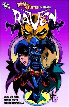 Teen Titans Spotlight: Raven