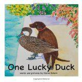 Wonderful children's book by St John artist and resident Elaine Estern