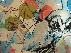 Owl art <3