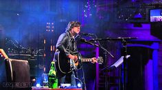 Ryan Adams - 16 Days (Live on Letterman)