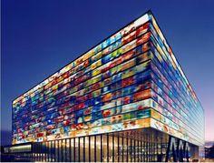 Instituut voor Beeld en Geluid, Hilversum (2006)