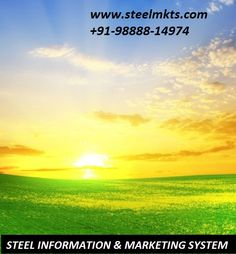 Welcome To Steel Information & Marketing System.