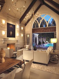 Luxurious Pool House with quirky design features, Tennessee, US