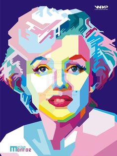 Marilyn-monroe by Farukblackpowder on DeviantArt   | This image first pinned to Marilyn Monroe Art board, here: http://pinterest.com/fairbanksgrafix/marilyn-monroe-art/ || #Art #MarilynMonroe