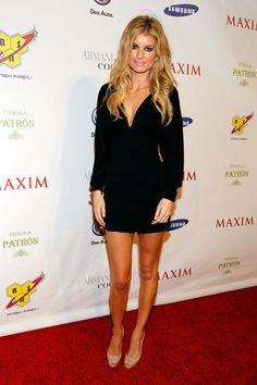 Marisa Miller Photos - Model Marisa Miller attends the 2010 Maxim Party at The Raleigh on February 2010 in Miami, Florida. - Marisa Miller Photos - 553 of 1193 Marisa Miller, Sienna Miller, Fashion Models, Fashion Beauty, Hot Dress, Dress Long, Anja Rubik, Tokyo Fashion, Victoria Dress