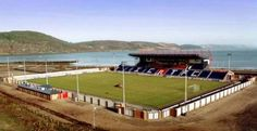 Tulloch Caledonian Stadium, Inverness Caledonian Thistle