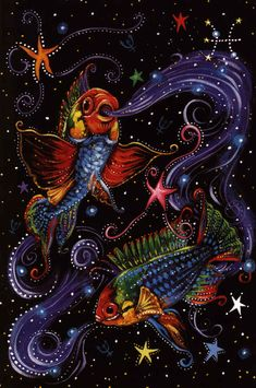 Pisces, Zodiac, Horoscope and Astrology Signs - Meanings, Pictures, Constellations and Astrological Symbols Zodiac Signs Pisces, Zodiac Art, My Zodiac Sign, Astrology Zodiac, Astrology Signs, Pisces Horoscope, Astrological Symbols, Pisces Quotes, Libra