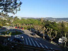20. Vistas del parque desde la fortaleza