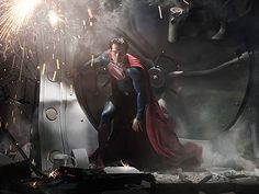 'Man of Steel' trailer to play before 'The Hobbit' @Optivion #superman