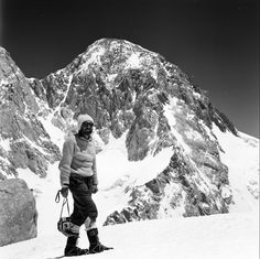 Vilém Heckel fotoarchiv K2, Climbing, Mount Everest, Mountains, Nature, Travel, Naturaleza, Viajes, Mountaineering