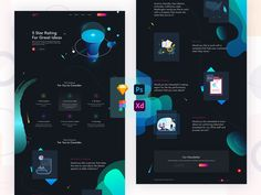 Q & A Landing Page Concept by Creative Hub Question And Answer, This Or That Questions, Creative Hub, Landing Page Design, Thankful, Concept, App, Guys, Free
