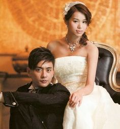 "Bosco Wong And Myolie Wu Broke Up: Hong Kong TVB Celebrity Couple Bosco Wong and Myolie Wu has been split which was revealed by Myolie Wu on Wednesday during a press conference for her new drama ""Ghetto Justice II"".  WHAAAAAAAT!!!!!!????"