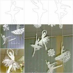 Danseuse en papier... ...
