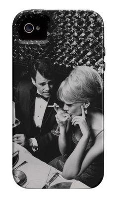 GQ - Nov 1966 iPhone 4 Case // by Horn & Griner