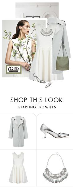 """""""Yoins 20"""" by chebear ❤ liked on Polyvore featuring mode et yoins"""