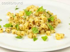 Tubetti strutto e basilico: Ricetta Tipica Campania | Cookaround