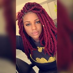 Image result for yarn box braids