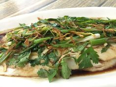 Cantonese Steamed Fish 姜蔥蒸魚 ♥ Foolproof and Nutritious! - YouTube