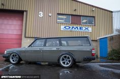 Volvo 240 wagon Rays TE37 (7 of 29)