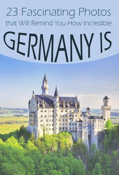 23 Fascinating Photos that Will Remind You How Incredible Germany Is #germany #travel