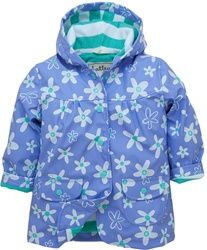 Super sweet PVC-free Hatley Raincoat.