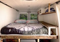 Diy Camper Van Conversion To Make Your Road Trips Awesome No 58