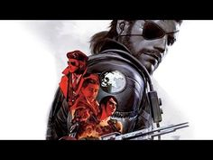 Metal Gear Solid V: The Phantom Pain Gameplay Demo - E3 2015 - YouTube