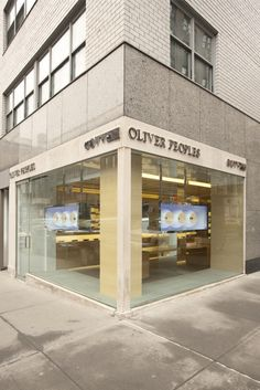 Oliver Peoples Store NYC