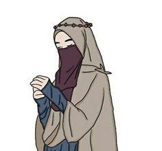kumpulan anime muslimah bercadar keren - my ely Cartoon Girl Images, Girl Cartoon, Muslim Pictures, Hijab Drawing, Art Tumblr, Islamic Cartoon, Hijab Cartoon, Cute Love Pictures, Bff Pictures