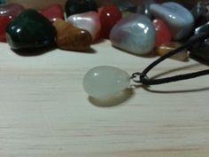 Jade amulet-For Keeps gemstone accessories. www.redroseforkeeps.com Jade, Gemstones, Jewellery, Accessories, Jewels, Gems, Schmuck, Minerals, Jewelry Shop