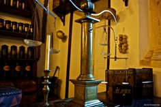 Weird And Offbeat Museums: The Pharmacy Museum in Krakow.