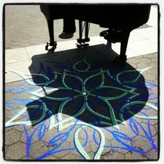 Started a collaboration with Colin Huggins on Piano Sand Painting, Collaboration, Piano, Events, Paintings, Art, Art Background, Paint, Painting Art