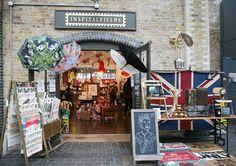 beautiful flea market