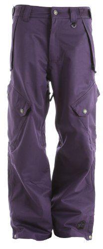 Sessions Gridlock Ski Snowboard Pants Purple « Clothing Impulse