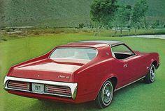 1971 Mercury Cougar XR-7 Hardtop-