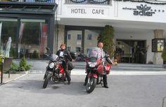 Spannend & erlebnisreich: Der Motorradurlaub im Hotel Schwarzer Adler Motorcycle, Vehicles, Eagles, Black Man, Cars, Motorcycles, Vehicle, Motorbikes, Tools