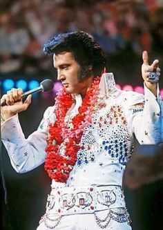 ELVIS PRESLEY !!  I still miss him after all these years!!