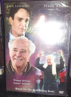 #Sold!!  Tuesdays With #Morrie DVD 2003 NWOT Jack Lemmon #Drama