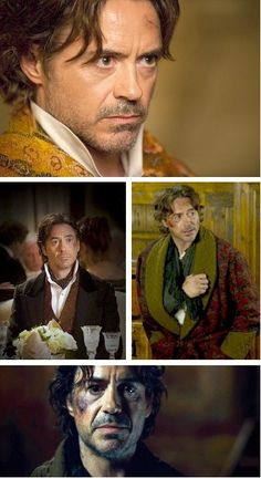 They could NOT have picked a better actor than Robert Downey Jr. for this part!
