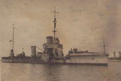 German 1913 class torpedo boat (destroyer)