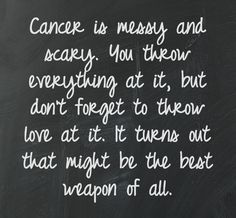 Inspirational Cancer Quotes Unique 16 Inspirational Cancer Quotes For Survivors & Fighters . Decorating Design