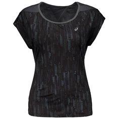 Camiseta Asics Fitness Feminina Preta Somente na FutFanatics você compra agora Camiseta Asics Fitness Feminina Preta por apenas R$ 89.90. Camisetas. Por apenas 89.90