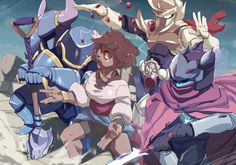 SUPPORT INDIVISIBLE RPG It's in last stretch for funding, and even with the Campaign time extended it's got's ways to go. as a backer myself I've really enjoy what's they have going on especially the...