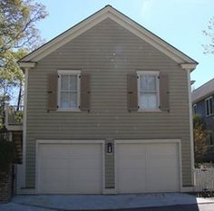 1000 images about 2 story garage on pinterest flat roof Two story garage apartment