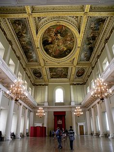Banqueting House (1619 CE) London