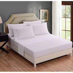 Honeymoon 6 Piece Premier Quality Microfiber Bedding Sheet Set