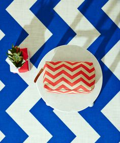 Katies lotions and potions cosmetic case has room for all of their beauty essentials. Perfect for traveling or every day we love the chevron design. Available in sunset orange or silver. Cosmetic Case, Beauty Essentials, Christmas Inspiration, Lotions, Chevron, Traveling, Cosmetics, Sunset, Orange