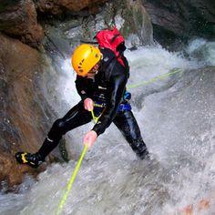 #Canyoning Quebrada Tamairaone